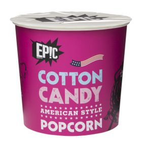 Epic Popcorn Cotton Candy